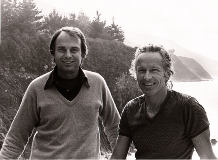Michael Murphy and Dick Price Esalen Insitute Co-Founcders