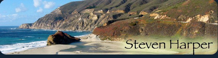 Image of Big Sur coast